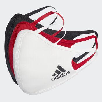 adidas Mascarilla deportiva TALLA S (PACK DE 3)
