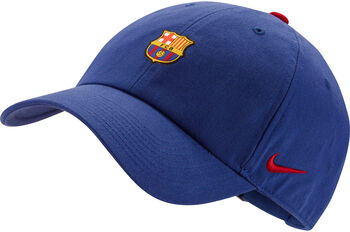 Nike Gorra fútbol FCB H86 Cap Core Azul
