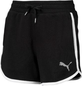 Puma Alpha Sweat Shorts G niña