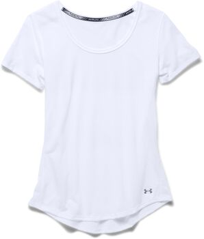 Under Armour Camiseta de manga corta de running Threadborne™ Streaker para mujer