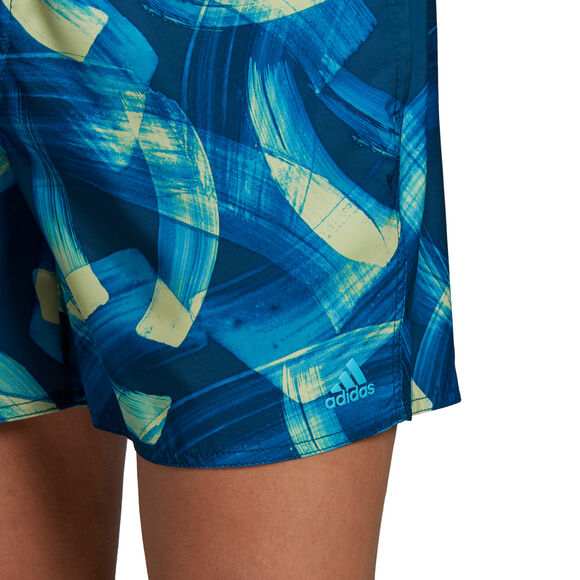 Parley Allover Print Shorts Hombre