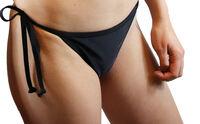 Firefly solid slip tanga bikini mujer