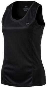 Pro Touch Pika II Camiseta Running Mujer Negro
