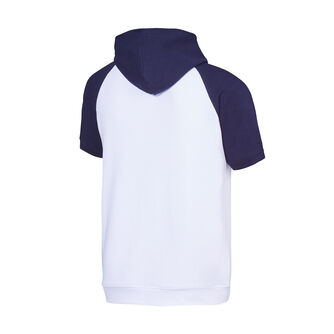 Sudadera Hooded Short Sleeves Sweatshir