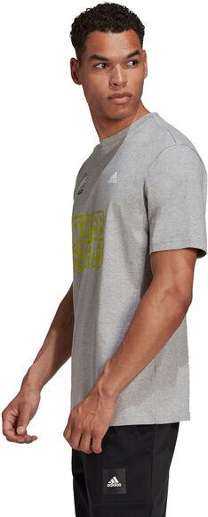 Camiseta Athletics Graphic