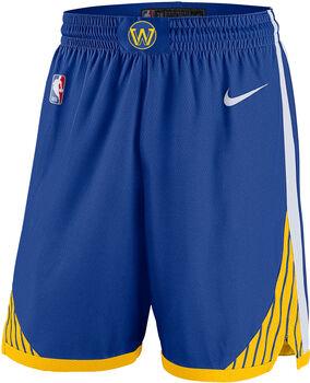 Nike Pantalón Corto Golden State Warriors Icon Edition hombre Azul