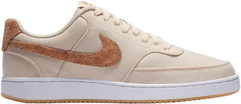 Nike Sneakers Court Vision Low hombre Beige