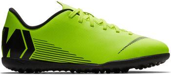 Nike JR VAPORX 12 CLUB GS TF niño Amarillo