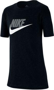 Nike Camiseta Manga Corta Futura Icon Negro