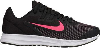 Zapatilla Nike Downshifter 9 Big Kids Sh Negro