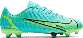 Botas de fútbol Nike Mercurial Vapor 14 Academy FG Azul