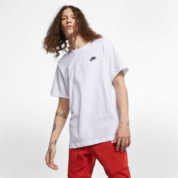 Nike Camiseta Sportswear Club hombre Blanco