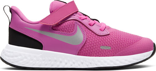 Nike - Zapatilla REVOLUTION 5 (PSV) - Unisex - Zapatillas Running - Rosa - 27 1/2