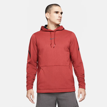 Nike Sudadera Fleece 2.0 hombre Rojo