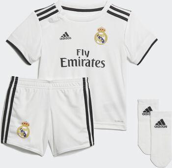Conjunto fútbol Real Madrid adidas H BABY Bebé niño