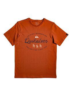 Camiseta m/c WAVESLAVESSYTH B TEES BRN0
