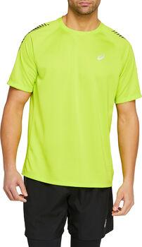 ASICS Camiseta Manga Corta Icon hombre Verde