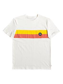 Quiksilver Season Stripe - Camiseta para Hombre