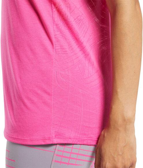 Camiseta de tirantes Burnout