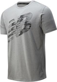 Camiseta Graphic Heathertech T