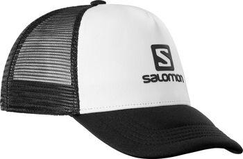 Salomon Gorra SUMMER LOGO CAP M White/ hombre