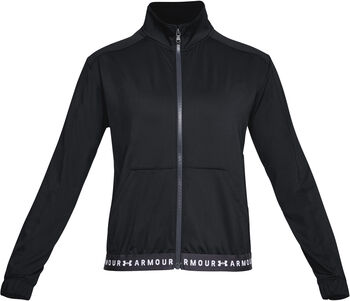 Under Armour HG Armour Full Zip-BLK mujer