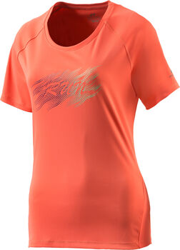 PRO TOUCH Bonita wms Camiseta Manga Corta Running mujer Naranja