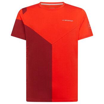 La Sportiva Camiseta de manga corta Dru hombre