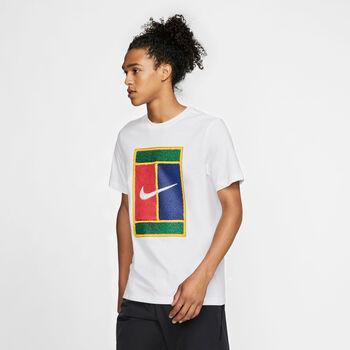 Nike Camiseta m/cNKCT TEE COURT hombre