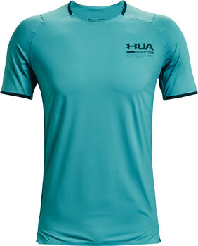 Under Armour Camiseta manga corta Isochil lPerforated hombre Azul