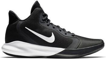 Zapatilla Nike Precision III Basketball hombre Negro