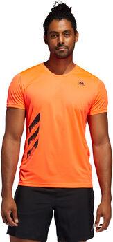 adidas Camiseta Run It PB 3 bandas hombre