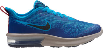 Nike  AIR MAX SEQUENT 4 (GS) niño Azul