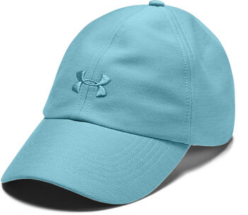 Under Armour Gorra Ua Heathered Play Up Cap mujer
