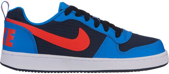 Nike Court Borough Low (GS) Niño Azul