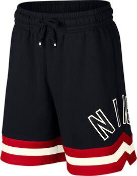 Nike Pantalones cortos de lana Air hombre Negro