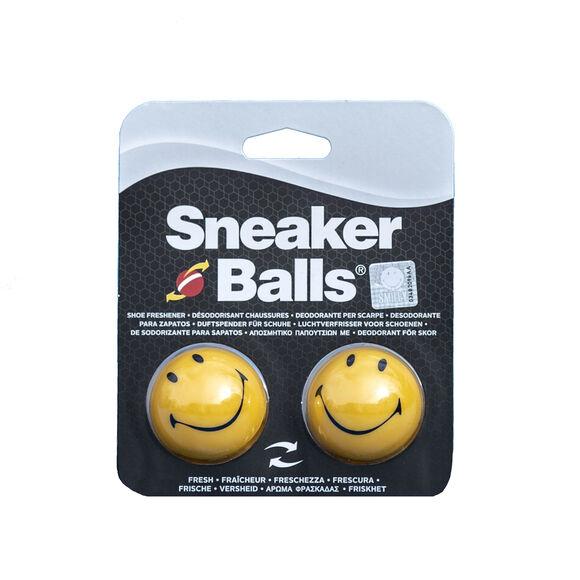 SNEAKER BALLS HAPPY FACE