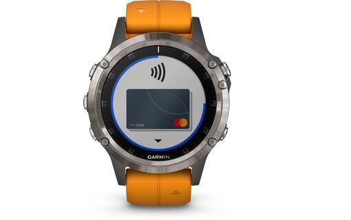 Garmin - Fenix 5 Plus - Unisex - Wearables - TU