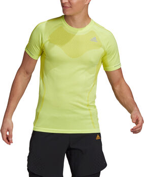 adidas Camiseta manga corta Primeknit hombre