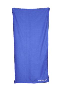 ITS Toalla Microfibra 80x130cm Azul