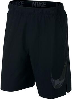 Nike Dri-FIT Flex Men's Camo Training Shorts  hombre Negro