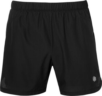 Asics Cool 2-N-1 5IN Short Hombre Negro