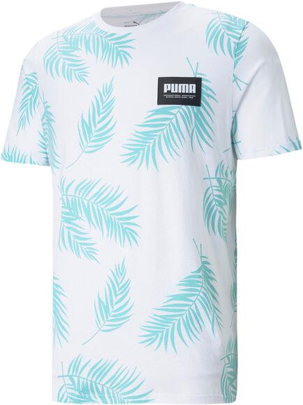 Camiseta manga corta Summer Court AoP