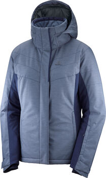 Salomon Chaqueta STRIKE JKT W-Night Sky-Night S mujer