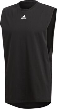 adidas ID Jersey Tank Top Hombre Negro