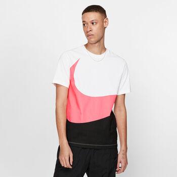 Nike Camiseta NSW Swoosh hombre Blanco
