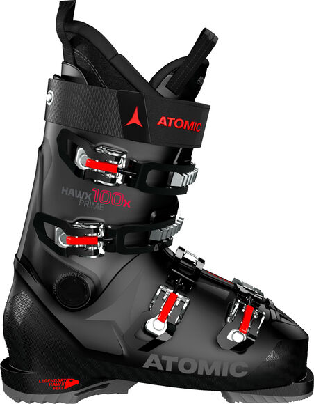 Bota HAWX PRIME 100X Black/Red