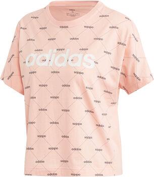 ADIDAS Camiseta m/c  CORE FAV T mujer