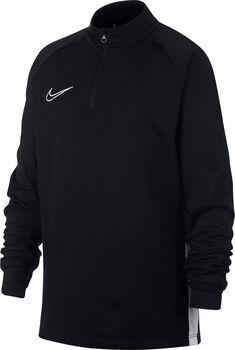 Nike Camiseta m/l B NK DRY ACDMY DRIL TOP niño Negro