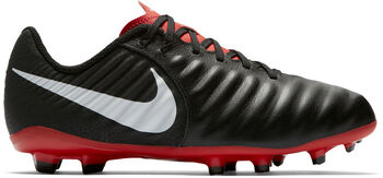 Nike Jr. Legend 7 Academy FG. Firm-Ground Football Boot Negro